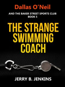 The Strange Swimming Coach by Jerry Jenkins