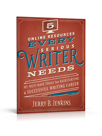 Top 5 Resources Every Serious Writer Needs