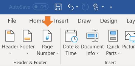 Manuscript Format: Header 1