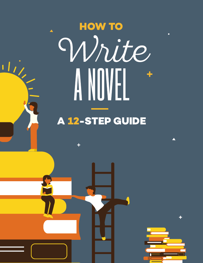 How to Write a Novel PDF Cover